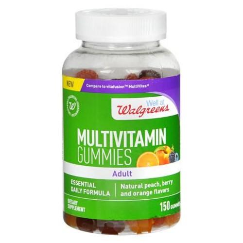 Walgreens Vitamin C 250 mg Gummies Orange