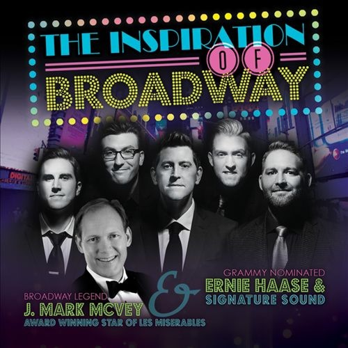 The Inspiration of Broadway [CD]