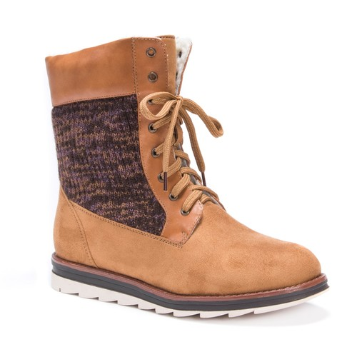 MUK LUKS Chirsty Women's Water Resistant Winter Boots