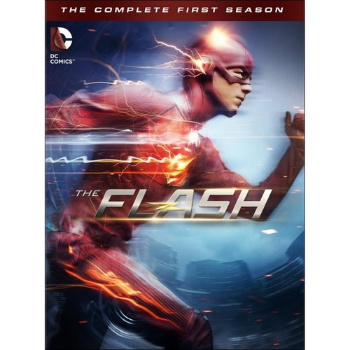 The Flash: The Complete First Season [DVD]