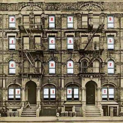 Physical Graffiti [Remastered] [Deluxe] [CD]