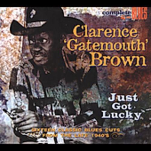 Just Got Lucky CD (2004)
