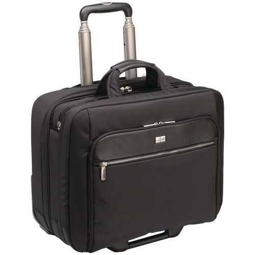 Case Logic CLRS-117 Checkpoint Friendly Rolling Laptop For 17