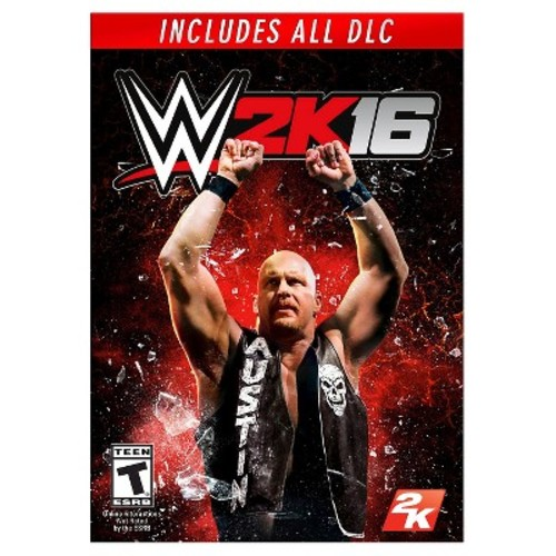 WWE 2K16 - Electronic Software Download (PC Game)