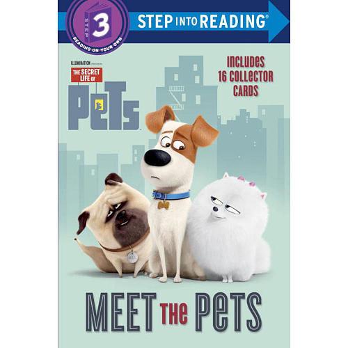 Meet the Pets The Secret Life of Pets Book