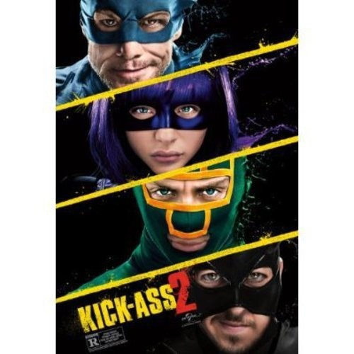 UNIVERSAL STUDIOS HOME ENTERT. Kick-Ass 2