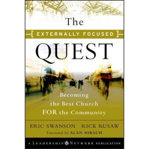 Leadership Networks: The Externally Focused Quest (Hardcover)