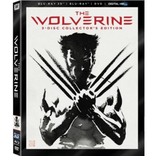 The Wolverine (Blu-ray + Blu-ray + DVD + Digital Copy)