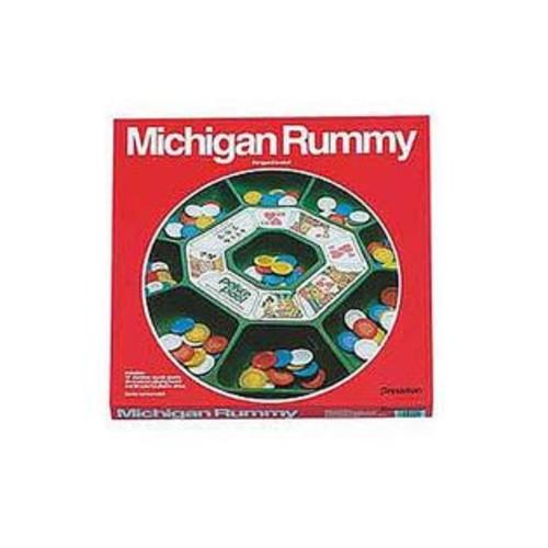 Pressman Toy Michigan Rummy Game
