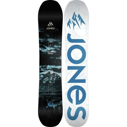 Jones Snowboards Discovery Snowboard - Youth'