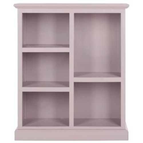 Safavieh Maralah Grey Overcast Open Bookcase
