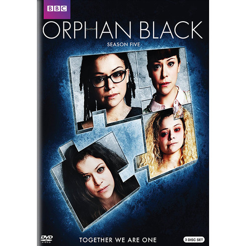 Orphan Black: Season Five [3 Discs] [DVD]