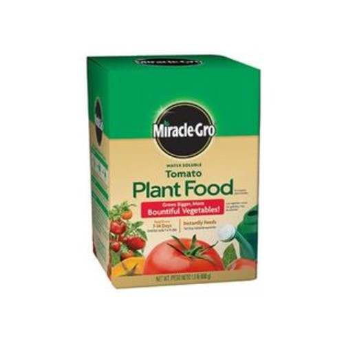 Miracle-Gro Tomato Plant Food, 1.5-Pound (Tomato Fertilizer)