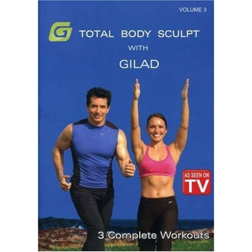 Gilad: Total Body Sculpt Workout, Vol. 3 (DVD)