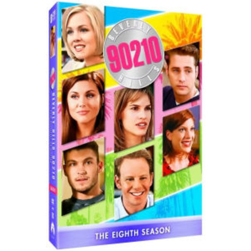 Beverly Hills, 90210 - Season 8