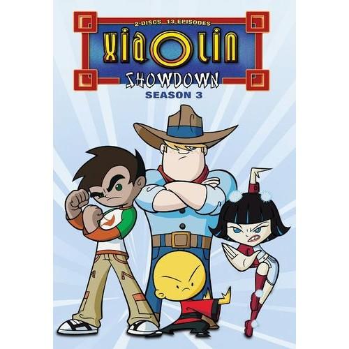 Xiaolin Showdown: The Complete Third Season [2 Discs] [DVD]