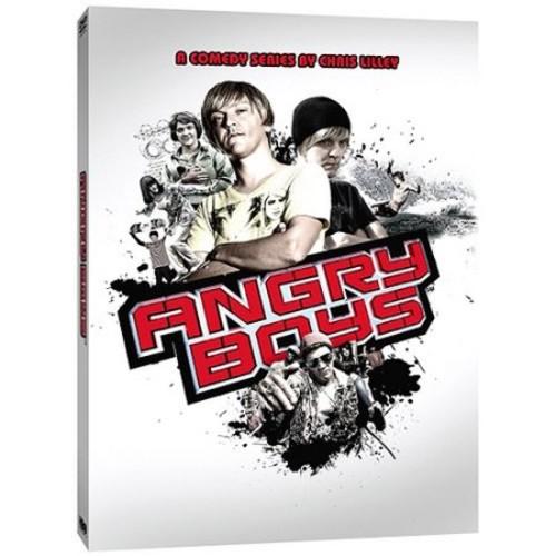 Angry Boys [3 Discs] [DVD]