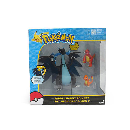 Pokemon Mega Charizard X Set