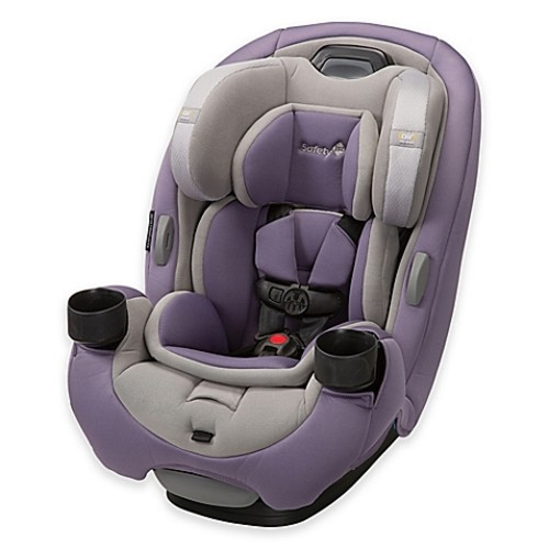 Safety 1st Grow and Go EX Air Car Seat in in Grey/Purple