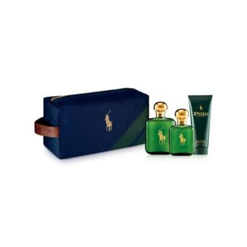 Three-Piece Polo Travel Kit Gift Set- $190.00 Value