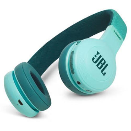 E45BT Bluetooth On-Ear Headphones (Teal)