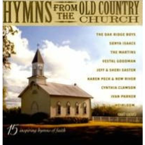 Various Artists - Hymns from the Old Country Church (CD)