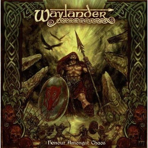 Honour Amongst Chaos [CD]