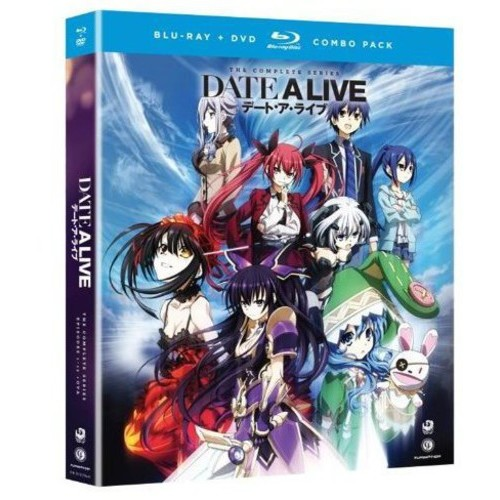 Date a Live: Complete Series [Blu-ray]