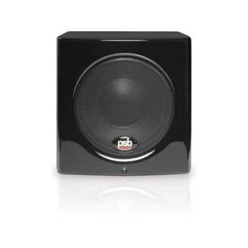 PSB SubSeries 100 Ultra-compact powered subwoofer for desktop systems and more