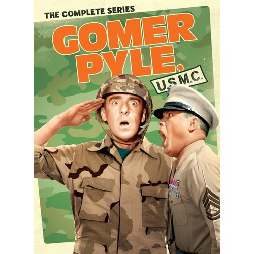 Gomer Pyle U.S.M.C.: The Complete Series [24 Discs] [DVD]
