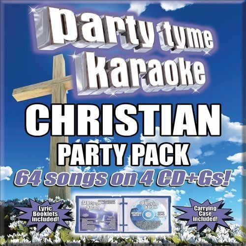 Party Tyme Karaoke: Christian Party Pack [CD + G]