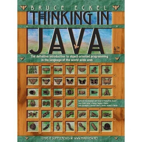 Thinking In Java (Paperback)