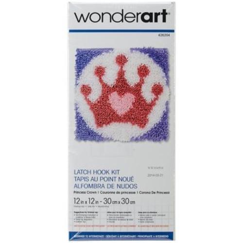 Spinrite Wonderart Latch Hook Kit, 12