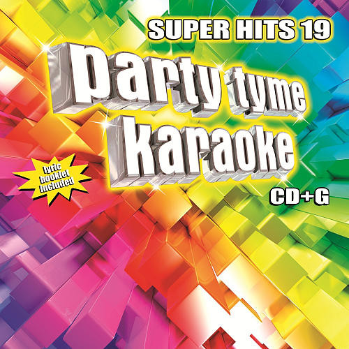 The Party Tyme Karaoke: Super Hits 19 (CD+G)