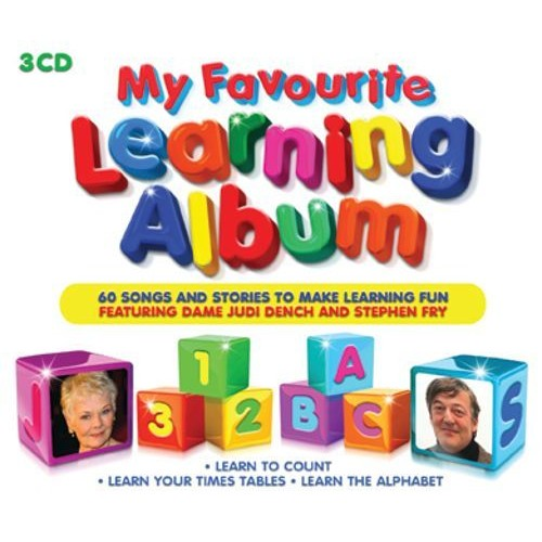 My Favourite Learning Album [CD]