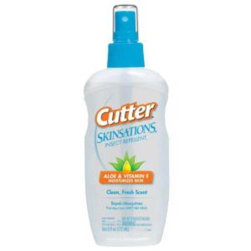 Cutter Skinsations 6 fl. oz. Insect Repellent Pump Spray