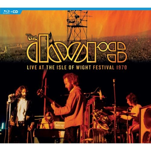 Live at the Isle of Wight Festival 1970 [CD & Blu-Ray]