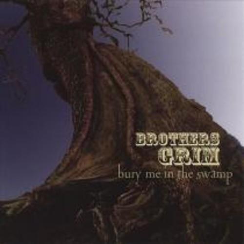 Bury Me in the Swamp [CD]
