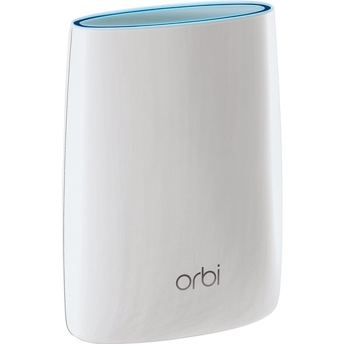 NETGEAR - Orbi Tri-Band Wi-Fi Router (RBR50) - White