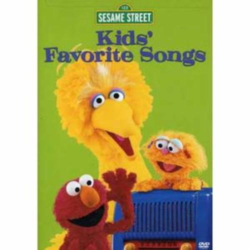 Sesame Street: Kids' Favorite Songs DD