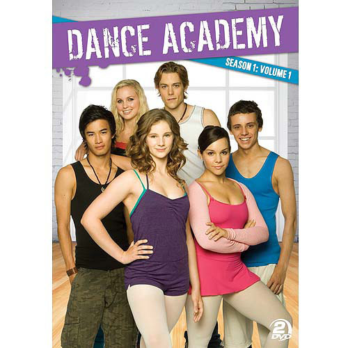 Dance Academy: Season 1, Vol. 1 [2 Discs] [DVD]