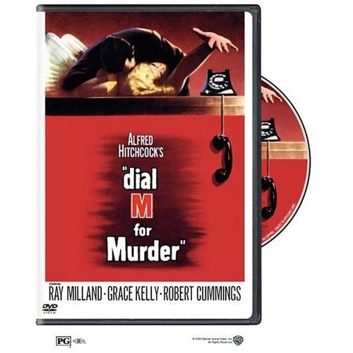 Dial M for Murder (1954): Alfred Hitchcock, Ray Milland, Grace Kelly, Robert Cummings, John Williams, Anthony Dawson, Leo Britt, Patrick Allen, George Leigh, George Alderson, Robin Hughes, Frederick Knott: Movies & TV