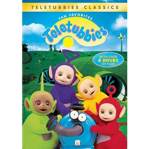 Teletubbies: 20th Anniversary - Best of the Best Classic Episodes [DVD]