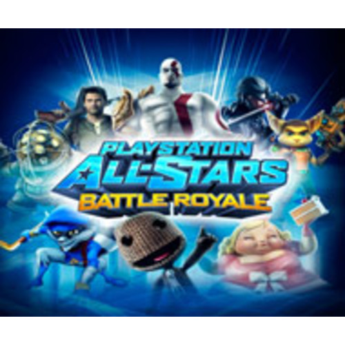 PlayStation All-Stars Battle Royale [Digital]