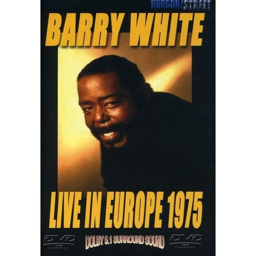 Live in Europe 1975 [DVD]