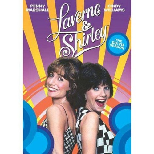 Laverne & Shirley: The Sixth Season [3 Discs]