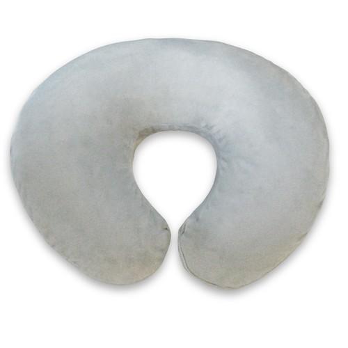 Boppy Two-Sided Luxe Minky Chevron Nursing & Support Pillow Slipcover