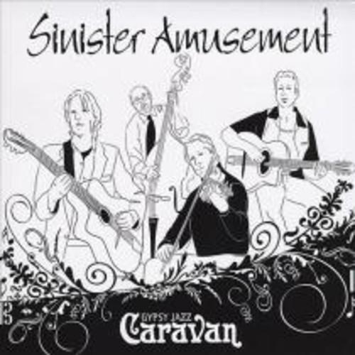 Sinister Amusement [CD]