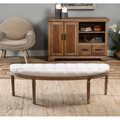 Kennedy Upholstered Bench