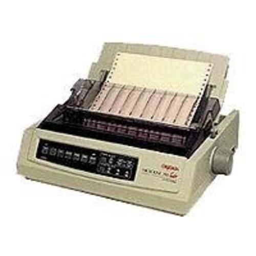 OKI Microline 390 Turbo - Printer - B/W - dot-matrix - 360 dpi x 360 dpi - 24 pin - up to 390 char/sec - Parallel - ML390T TURBO 312CPS DOTPR NCAR 120V